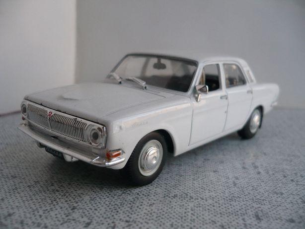 ГАЗ-24 Волга 1:43 Автолегенды СССР №11