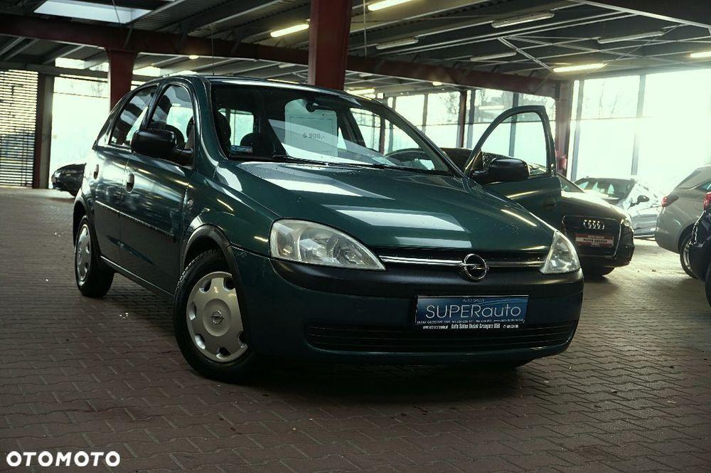 Opel Corsa Kraj/Bezwypadkowy/Zadbany/Klimatyzacja Новоукраинка - изображение 1
