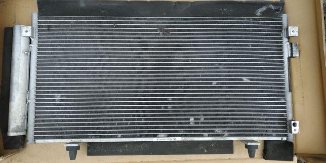 Б/у радиатор кондиціонера SUBARU XV 2013 года оригинал, 73210SC012