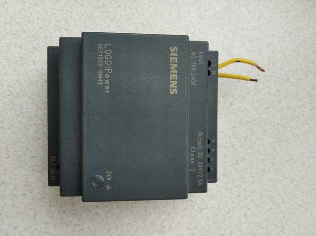 Блок Питания 6EP1332-1SH42 LOGO Power 24В/2.5А Siemens