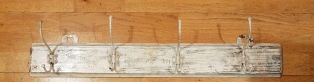 Wieszak drewniany do renowacji
