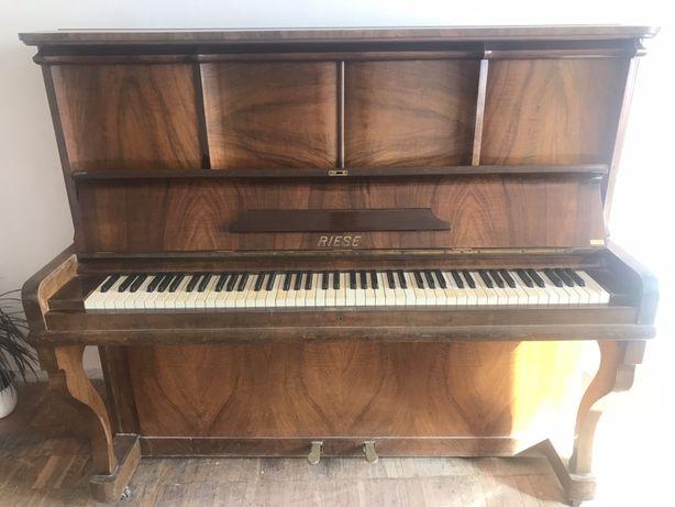 Фортепиано (пианино) Riese Ernst Korner & Co, Германия