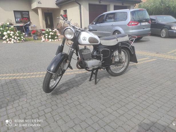 Shl m11 W2A wiatr 175 zamiana zamienię motocykl quad cross prl WSK wfm