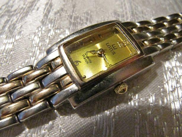 Часы LOTUS в коллекцию, 2008 года выпуска, женские, кварцевые, новые