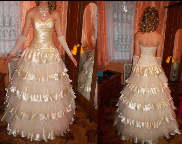 Свадебное Выпускное платье