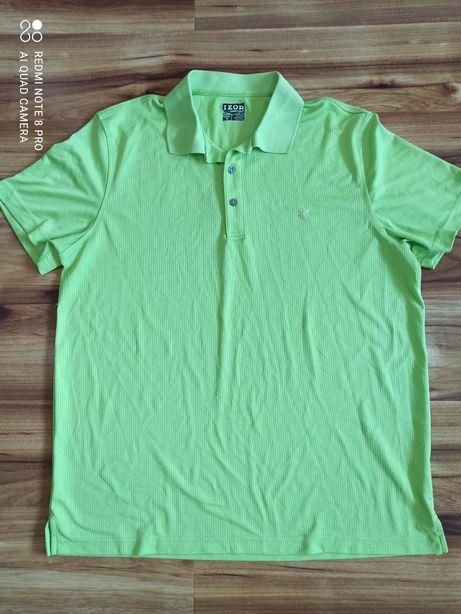 IZOD Koszulka do golfa męska rozm.XL. OKAZJA!!!