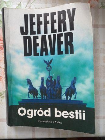 Jeffery Deaver Ogród bestii