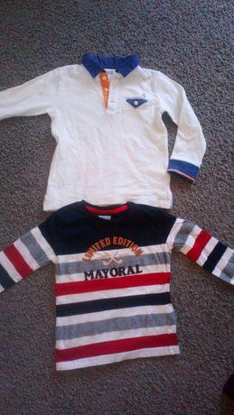 Bluzka Mayoral -2pak, rozmiar 104, jak nowe