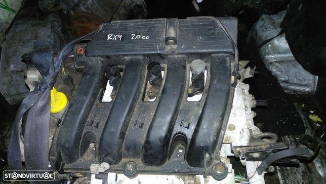 Motor Renault SCENIC RX4 2.0 16V