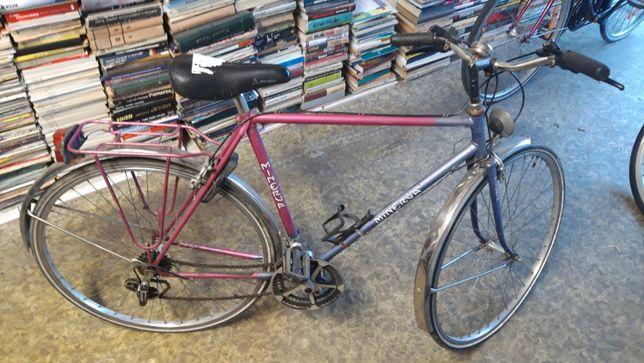Holenderski rower Minerva