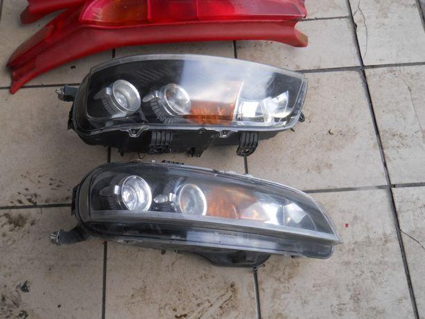 Lampy Punto II 4 drzwiowe