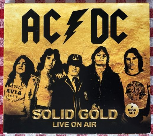 AC/DC - Solid Gold Live On Air