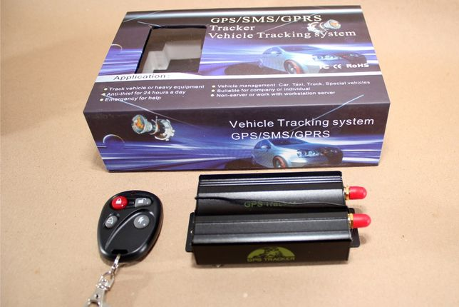 Localizador GPS103B original e certificado, Corte de corrente, Escuta