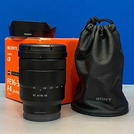 Sony Zeiss Vario-Tessar FE 16-35mm f/4 ZA OSS T*