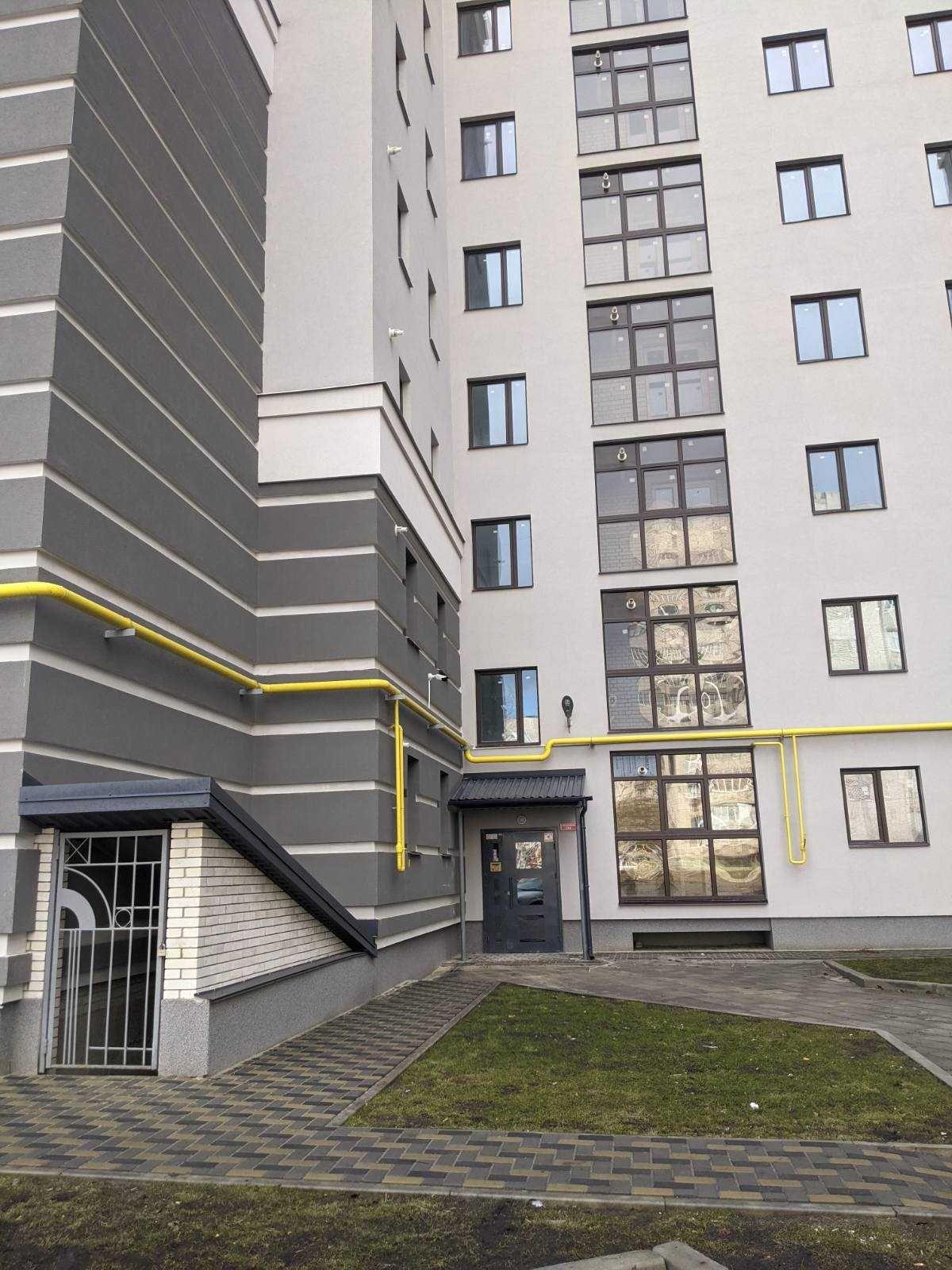 1 кімнатна квартира у новобудові на ідеальному поверсі