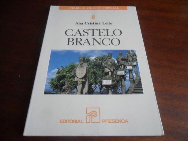 """""""Castelo Branco"""" de Ana Cristina Leite"""