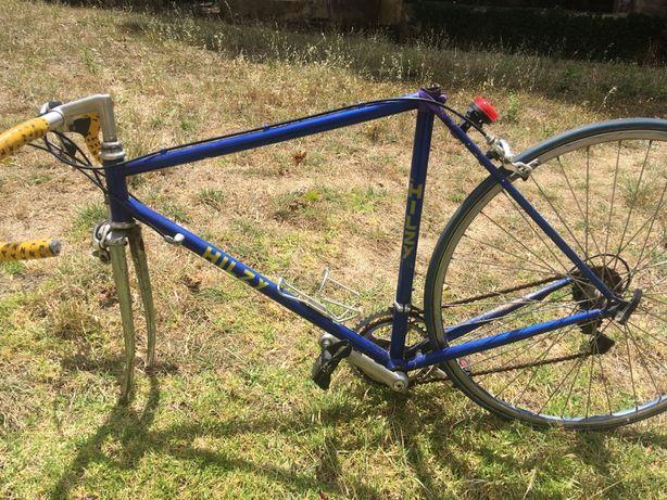 Bicicleta Estrada Quandro HILZY raro