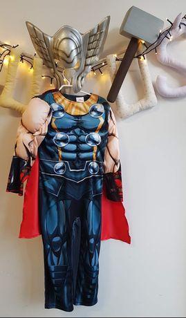 Strój karnawałowy Thor r.122/128