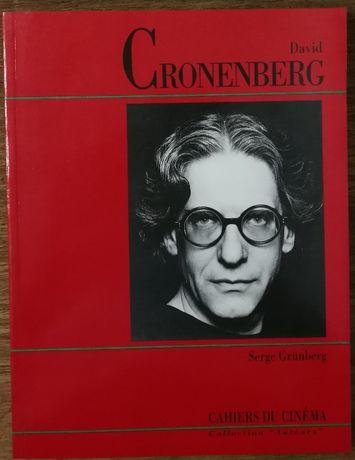 david cronenberg, serrge grünberg, cahiers du cinéma
