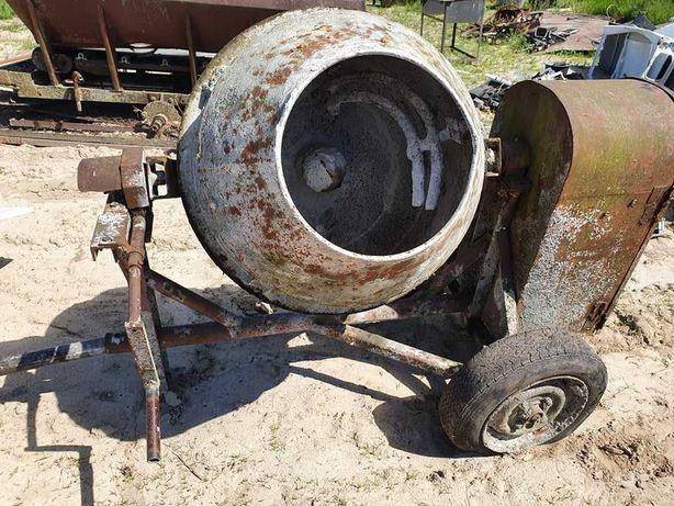betoniarka 250 3kw