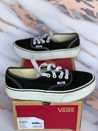 Buty Vans Authentic Platform r. 37