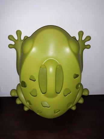Organizer na zabawki do kąpieli żaba  boon. Stan bdb