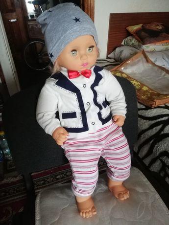 Кукла резиновая большая