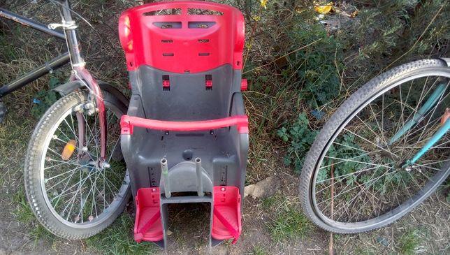 fotelik do roweru ketler