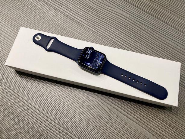 Apple Watch Series 6 44mm Azul com garantia