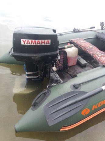 Лодка+мотор Джонсон