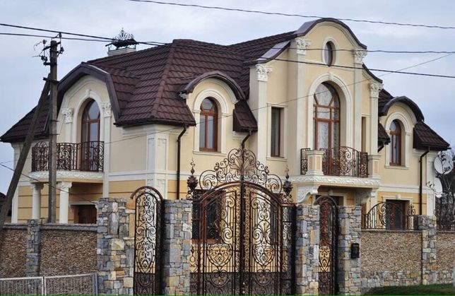 Утеплення та декорування фасадів, будинків