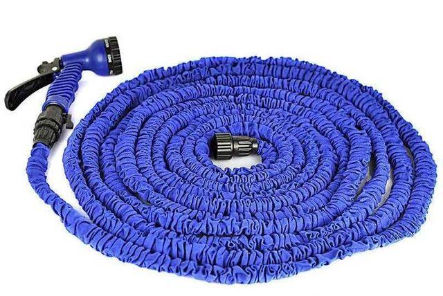 Шланг поливочный садовый X-Hose 22,5 метров, шланг для полива.