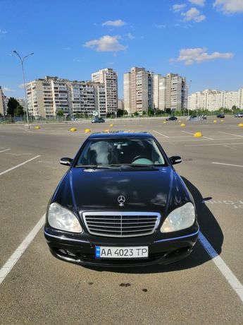 Продам Mercedes-Benz w220 3,7 4matic.