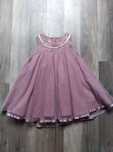 Sukienka okolicznościowa firmy Name It - rozmiar 80