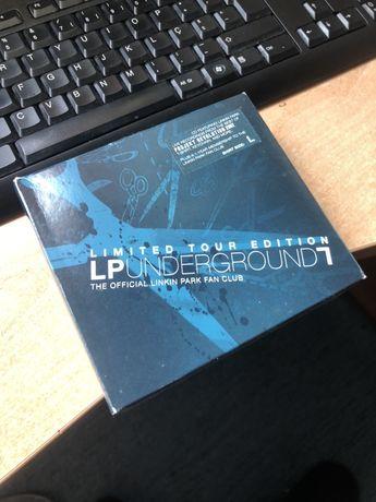 Caixa Linkin Park Underground 6