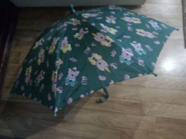 Детский зонтик в отличном состоянии.