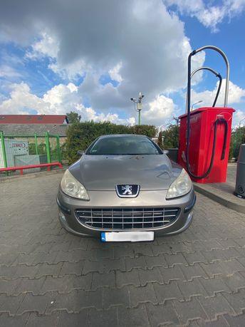 Peugeot 407/LPG/2006r