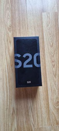 Samsung s20 szary