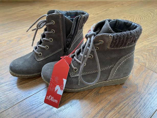 Ботинки s. Oliver размер 31
