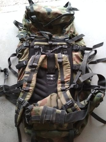 Plecak górski, zasobnik piechoty górskiej