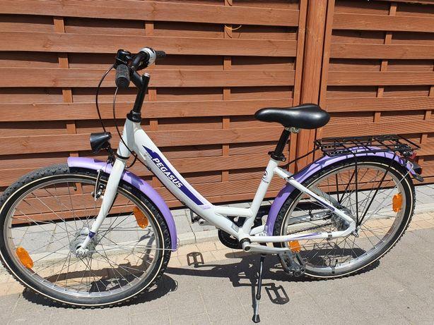 Rower PEGASUS 24 cali 7 biegów