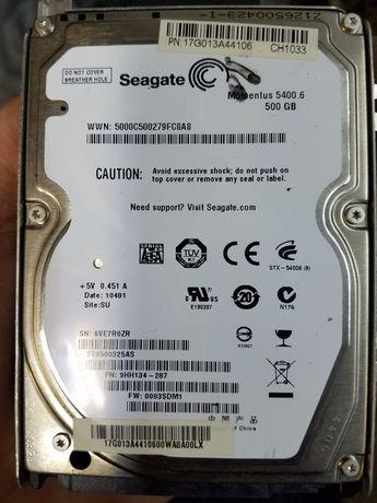 Жёсткий диск Seagate 500 Gb