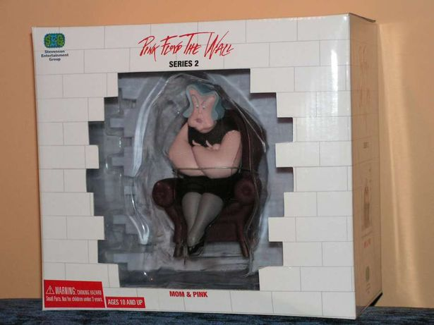 Pink Floyd - The Wall Mom and Pink Figures serie 2