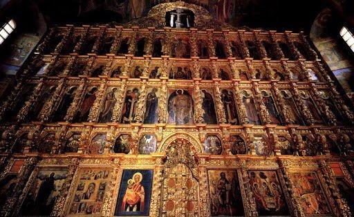 Виготовлення Іконостасу та різних церковних атребутів