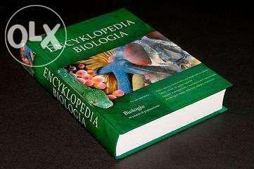 Nowa Encyklopedia BIOLOGIA Greg Wydanie II poprawione