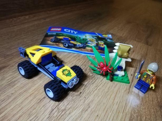 Lego City 60156 - dżunglowy łazik