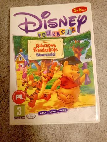 Disney edukacja, Kubusiowe przedszkole Starszaki, 5-6 lat