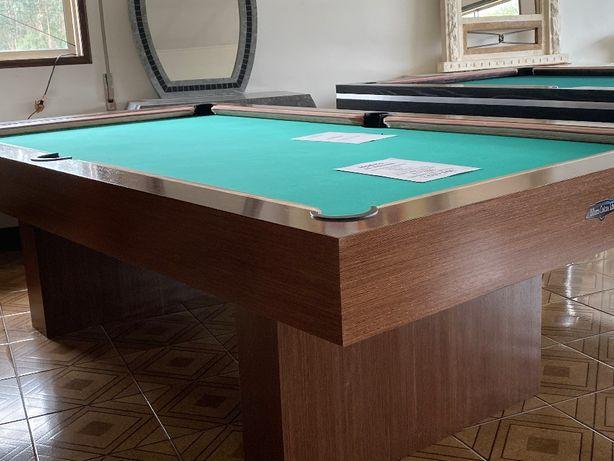 Snooker / Mesa de bilhar entrega IMEDIATA