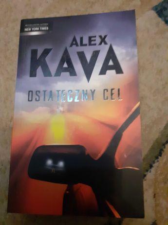 Ostateczny cel Alex Kava