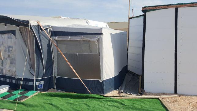 Продам палатку дополнительную к основной палатке прицепа-дачи